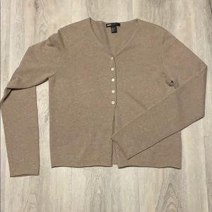 DKNY 100% cashmere sweater